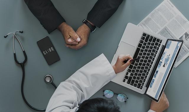 Computer, Business, Office, Technology, Laptop, America