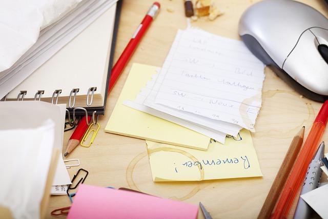 Office, Everyday Life, Desk
