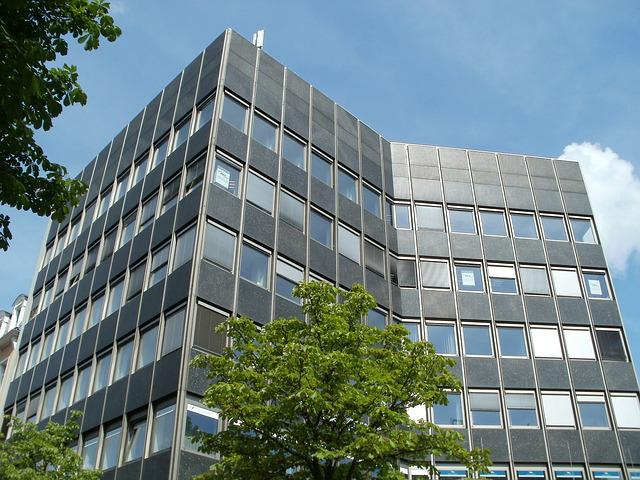 Office, Building, Karl Marx Str, Saarbruecken, Business