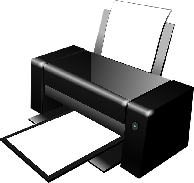 Printer, Copier, Modern, Office, Photocopier, Print
