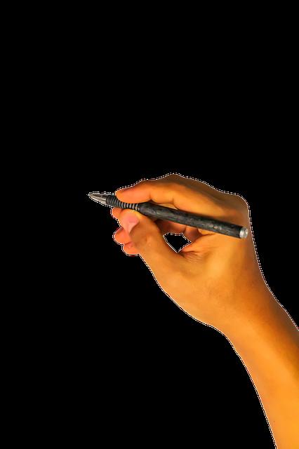 Writing, Hand Writing, Hand, Pen, Paperwork, Office