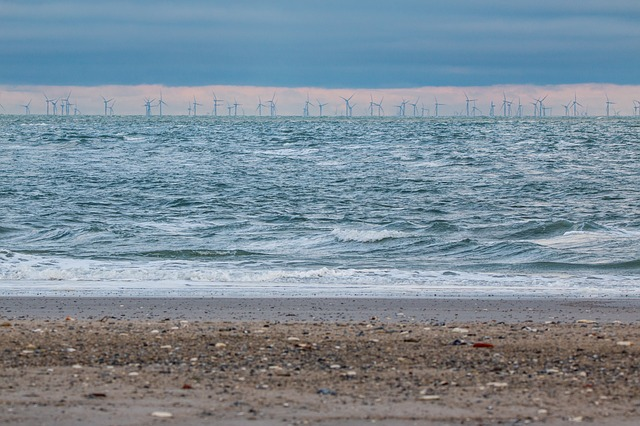 Offshore Wind Park, The Wind From The Sea, Wind Park