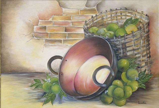 Frame, Engraving, Oil Paint, Illustration, Oil