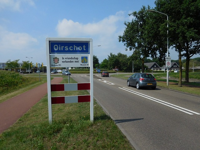 Oirschot, Urban Area, Place