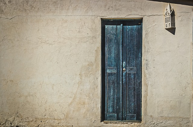 Facade, Dirty, Old, Wall, Antique, Retro, House