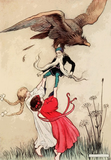 Fairy Tale, Vintage, Old, Antique, Charming, Enchanted