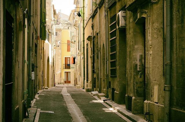 Alley, Architecture, Road, Old