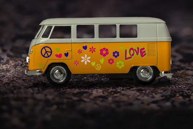 Vw, Bus, Old, Bulli, Auto, Volkswagen, Mobile Home
