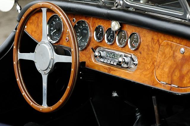Oldtimer, Auto, Classic, Old, Automotive, Wood, Retro