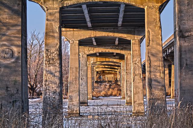 Architecture, Gate, Old, Travel, Bridge, Stone, Outdoor