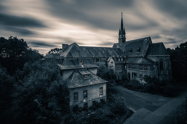 Church, Architecture, Old Building, Old, Historically
