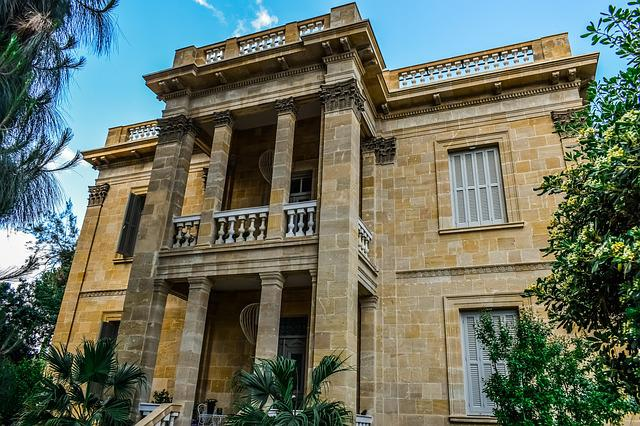 Architecture, Neoclassic, Old, Building, Travel, Facade