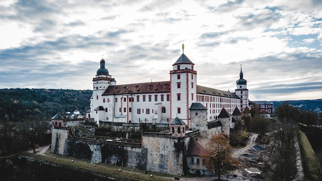 Architecture, Travel, Old, Sky, Building, Fortress