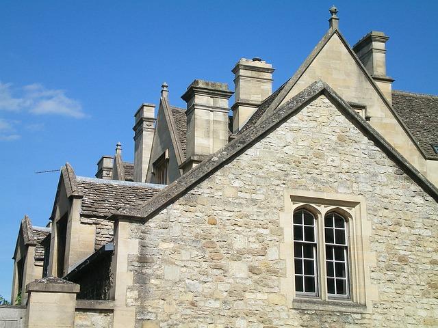 Oxford, England, Buildings, Regi, Old Buildings