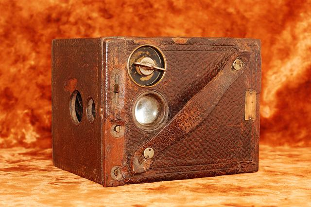 Photo Camera, Old Camera, Camera Old, Camera, Old