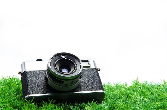 Old Camera, Vintage Camera, Film Camera
