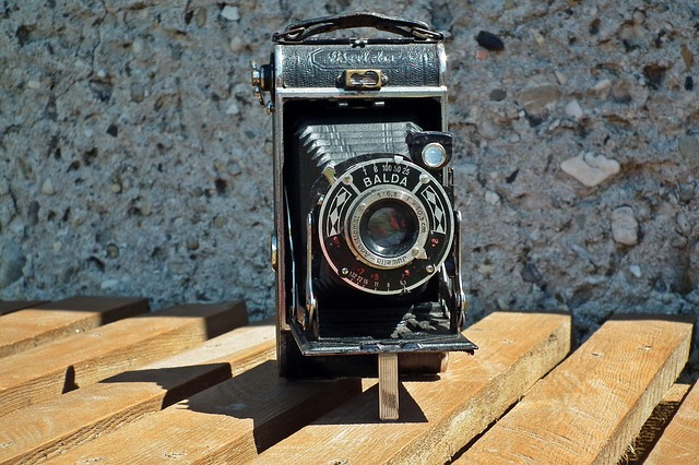 Camera, Retro, Photo, Old Camera, Monument