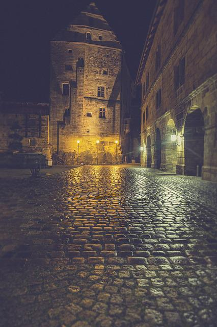 Castle, Old, Historically, Old Castle, Building