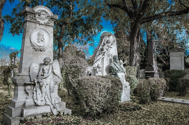 Central Cemetery, Vienna, Grave, Old Cemetery, Death