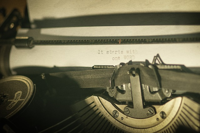 Classic, Letters, Old, Typewriter, Vintage