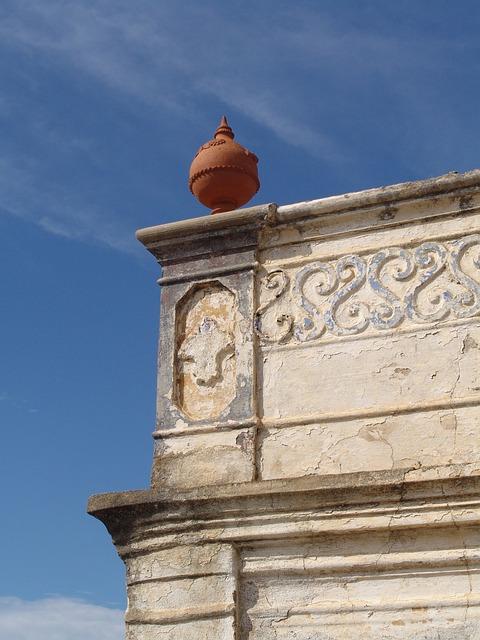 Algarve, Portugal, Holiday, Old, Building, Sky, Coast