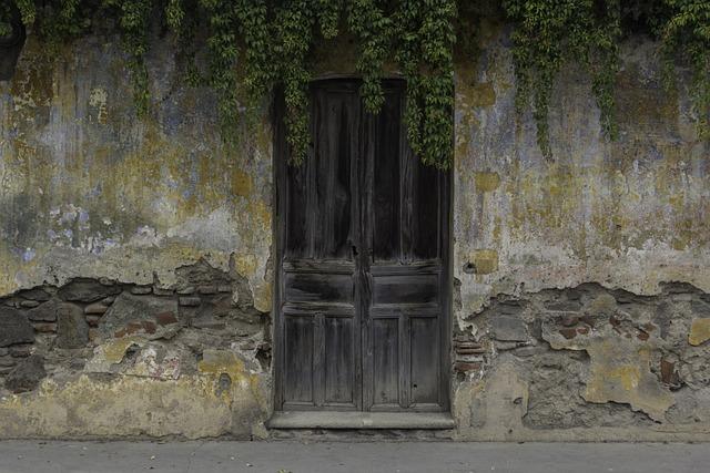 Doors, Ancient, Wood, Old Door, Rustic, Architecture