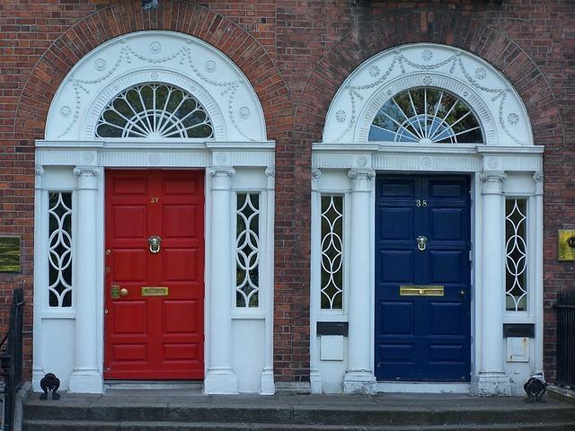 Door, Front Door, Input, Old Door, Entrance Door, Home