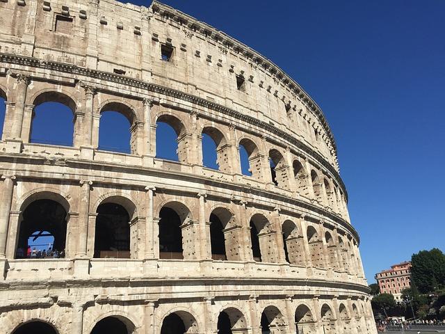 Rome, Europe, Travel, Italian, Old, Monument, Famous
