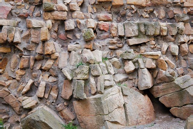 Textiles, Rau, Expression, Firewood, Old, Stone