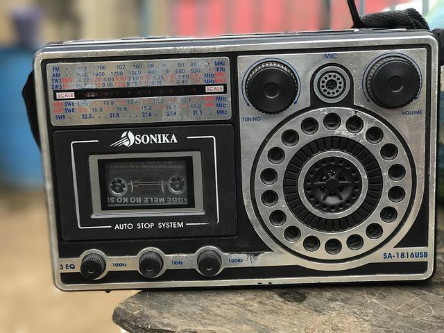 Old Fm, Radio, African