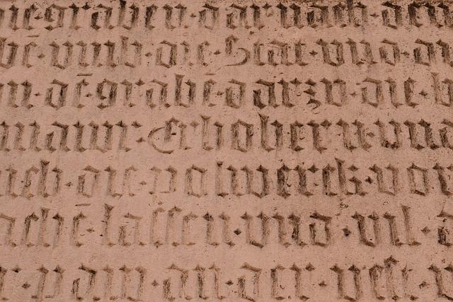 Background, Font, Old German, Old German Scripture