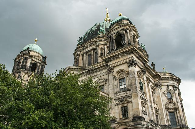 Germany, Berlin, Architecture, Buildings, Old, City
