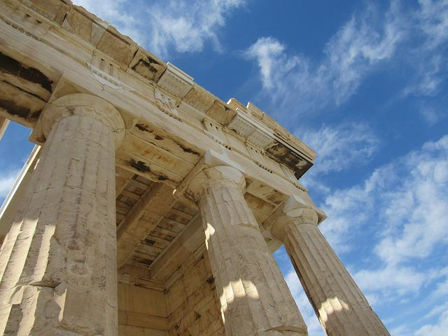 Greece, Acropolis, History, City, Architecture, Old