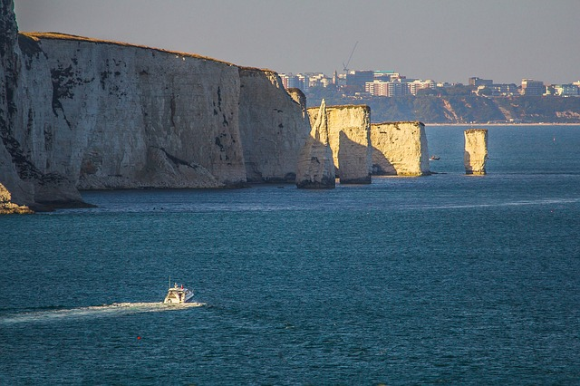 Old Harry Rocks, Swanage Bay, Dorset