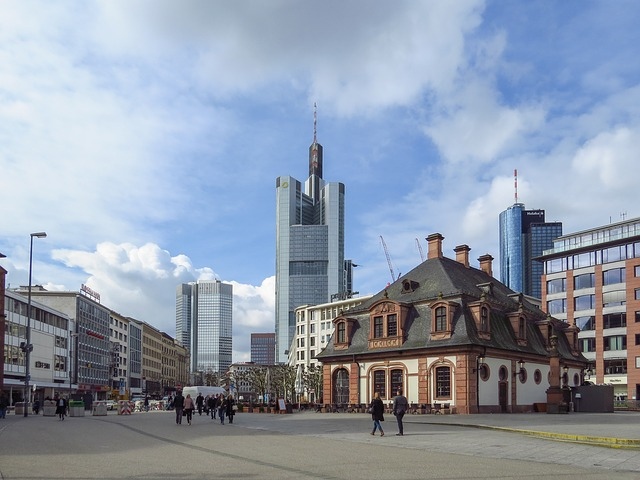 Frankfurt Main, Old Main Guard, Architecture
