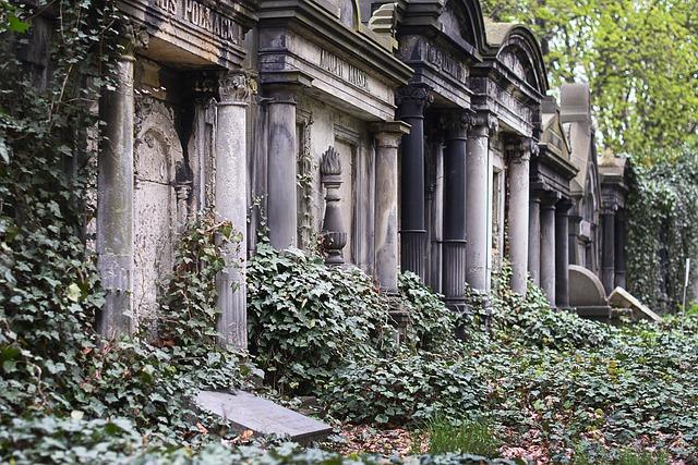 Cemetery, Jewish, Old, Monument, Poland