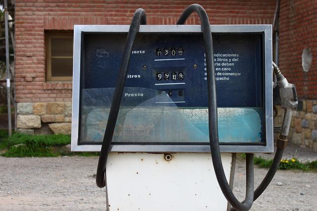 Fuel, Fuel Pump, Old, Gasoline Pump, Fuels, Naphtha