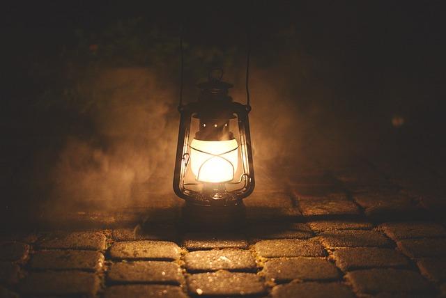 Lamp, Oil Lamp, Nostalgia, Old, Historically