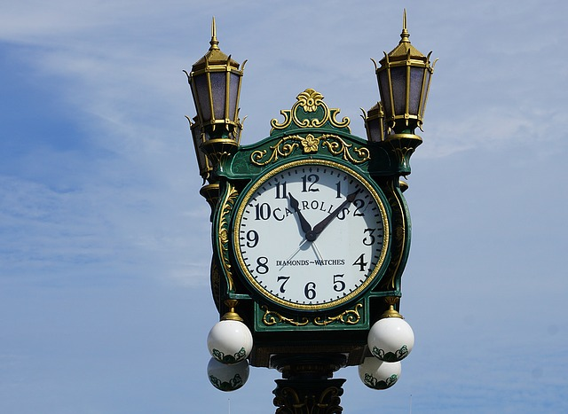 Clock, Pointer, Clock Face, Old, Museum Port Seattle