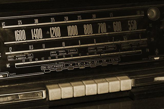 Radio, Old, Nostalgia, Retro, Music, Radio Device