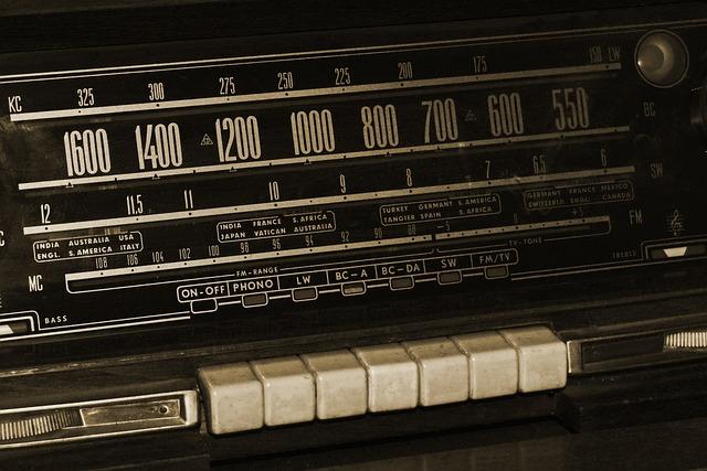 Radio, Old, Nostalgia, Retro, Music, Radio Device