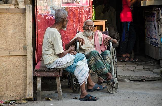 Old, Men, Talking