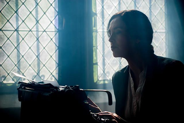 Writer, Machine, To Write, Machine Writing, Old