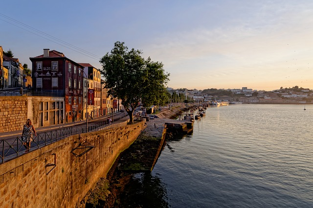 Porto, Portugal, Douro, Old Town, Historically