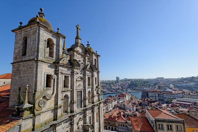 Porto, Portugal, City, Old Town, Historically