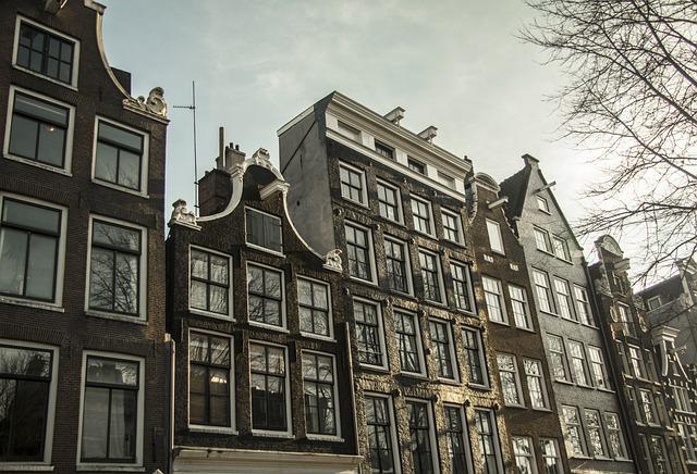 Amsterdam, Historical, Old Town, Netherlands, Holland
