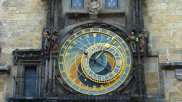 Astronomical Clock, Prague, Town Hall, Old Town