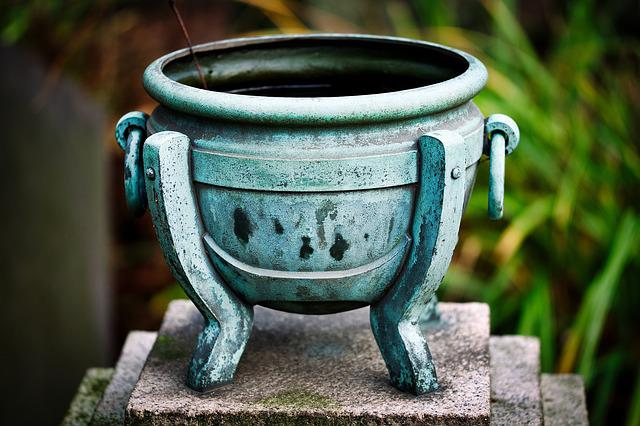 Old, Pot, Arts And Crafts, Vessels