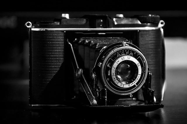 Camera, Photo Camera, Old, Vintage, Photograph