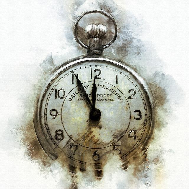 Watch, Pocket, Pocket Watch, Old, Antique, Time, Clock
